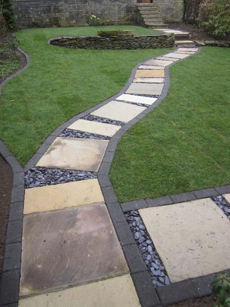 Path and Turf