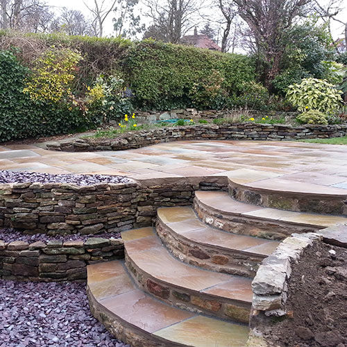 Paving cleaning sealing landscaping gardening services scapeasy landscape gardening sheffield workwithnaturefo